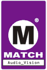 Match Audio & Vision